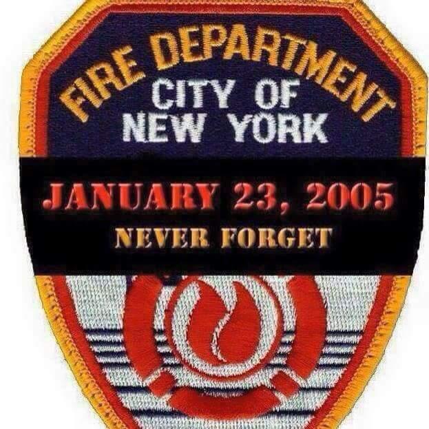 Remembering January 23, 2005