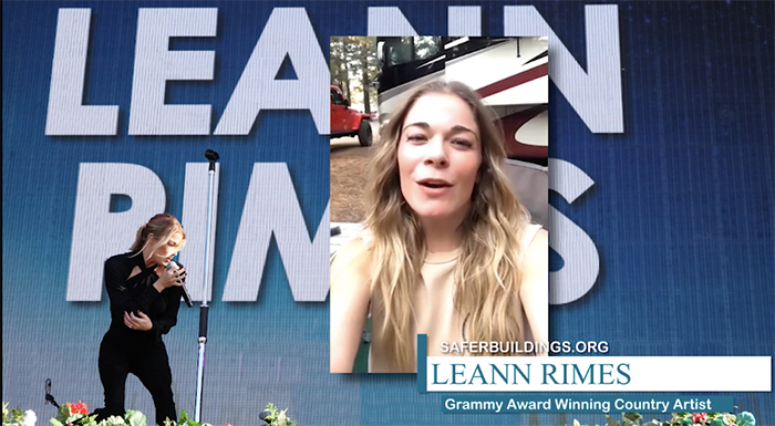 A Message From Leann Rhimes...