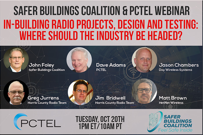 Watch or Re-watch This Week's SBC-PCTEL Webinar