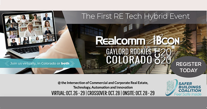 Realcomm IBcon Virtual Tech Conference