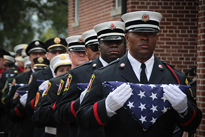 National Fallen Firefighters Foundation Honors America's Firefighters