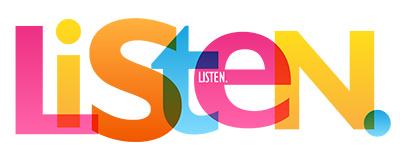 Listen Graphic