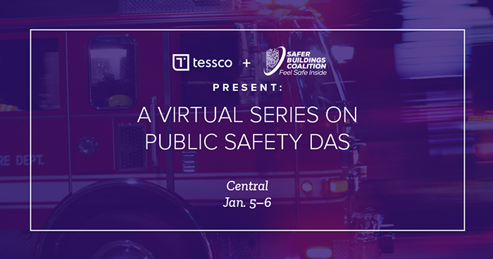 Tessco-SBC Public Safety DAS Event Series