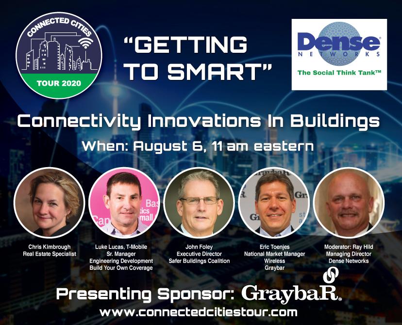 Getting to Smart - Webinar - Dense Networks