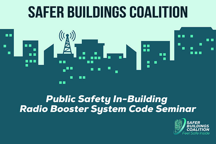Safer Buildings Coalition Seminars