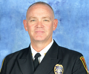 Chief Greg Cassell, Clark County Fire Department